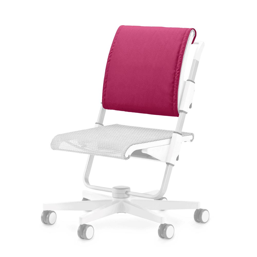 Scooter lastetool_hall-roosa seljatoekattega