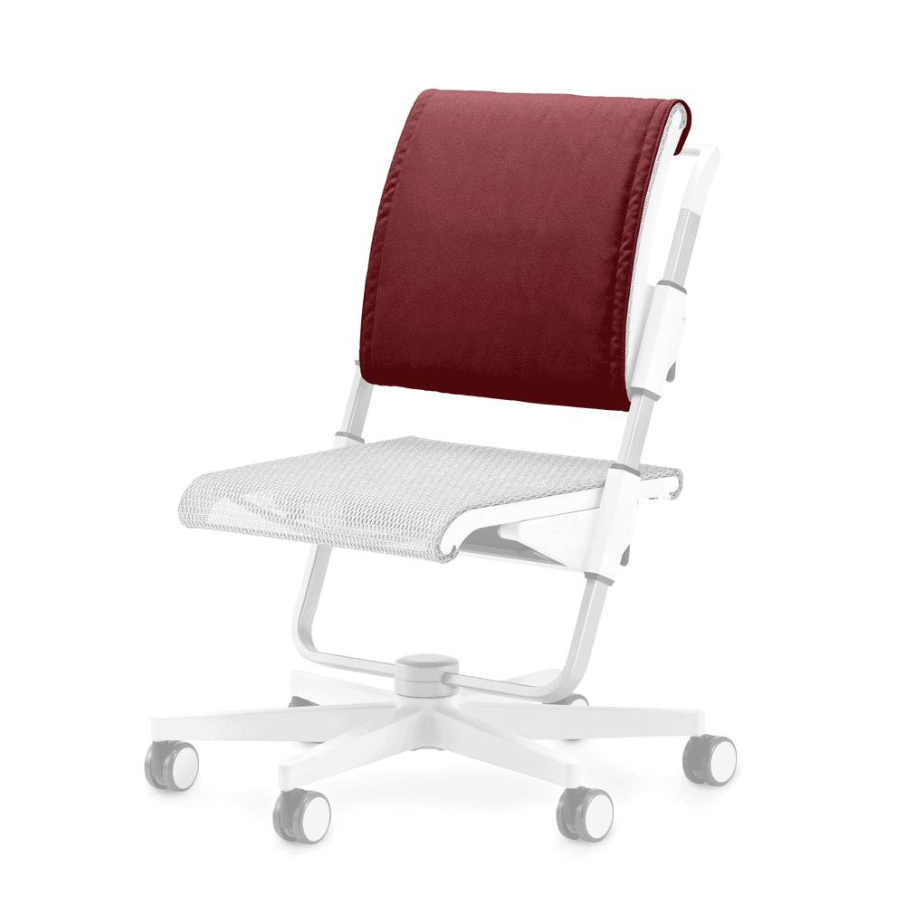Scooter lastetool_hall-punase seljatoekattega