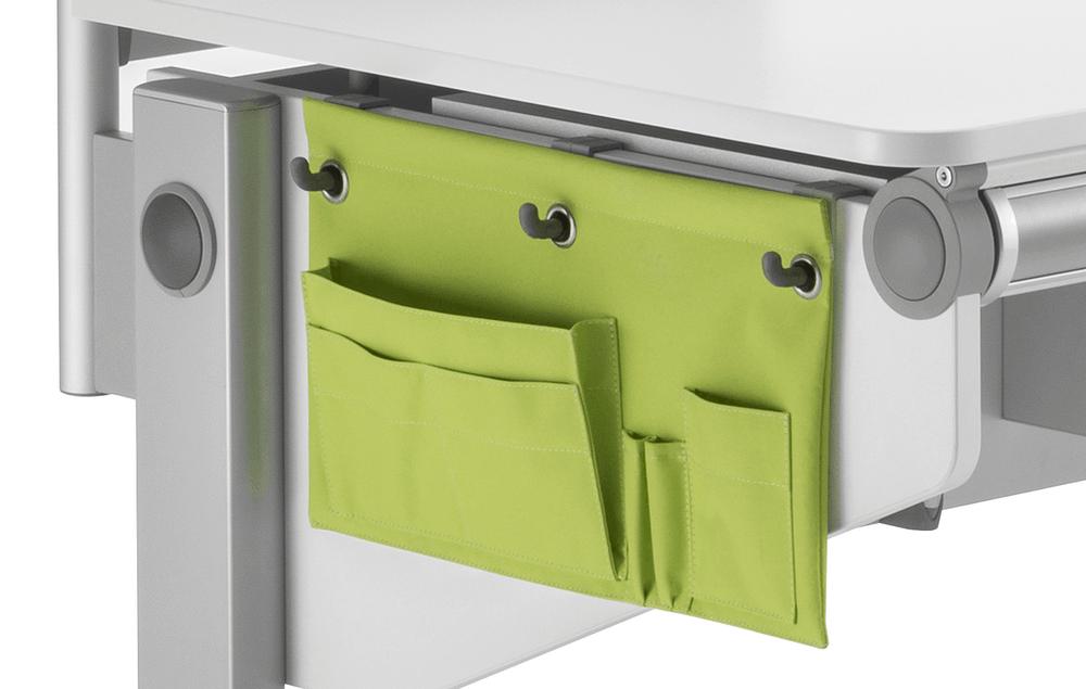roheline kirjutustasku